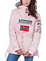 Geographical Norway Chaqueta Bijou (Rosa)