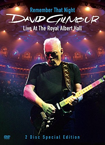 David Gilmour - David Gilmour: Remember That Night - Live From The Royal Albert Hall - Zortam Music