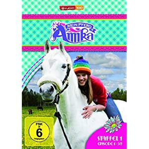 AMIKA - Staffel 1 (Episoden 1-52) [4 DVDs]
