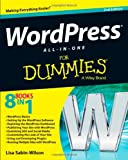 img - for WordPress All-in-One For Dummies (For Dummies (Computer/Tech)) book / textbook / text book