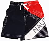 Nautica Infant/Toddler Boys Navy Blue Swim Shorts/Swimwear/ Swim Trunks