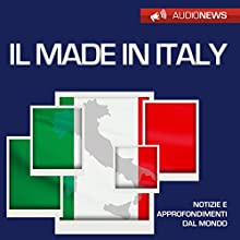 Il Made in Italy Audiobook by Emilio Crippi Narrated by Lorenzo Visi