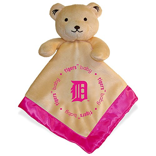 Baby Fanatic Security Bear Blanket, Detroit Tigers - 1