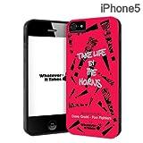 プリンストンテクノロジー iPhone 5用プレミアムジェルシェルケース (Dave Grohl - Foo Fighters) WAS-IP5-GDG01