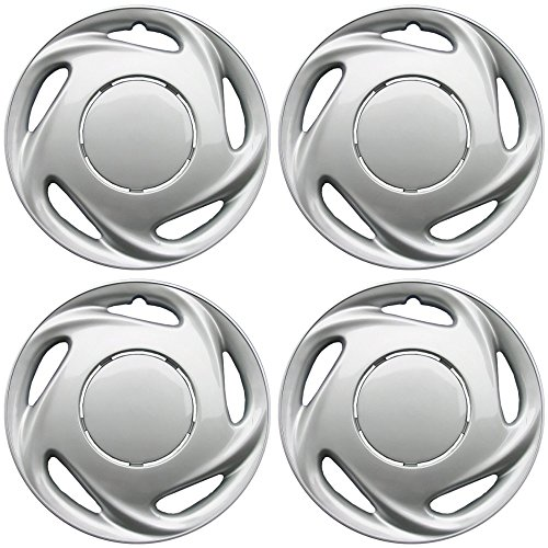 Hubcaps for Toyota Corolla 1998-2000 Set of 4 Pack 14