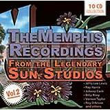 The Memphis Recordings, Vol. 2 : From The Legendary Sun Studios