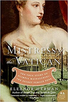 Amazon.com: Mistress of the Vatican: The True Story of