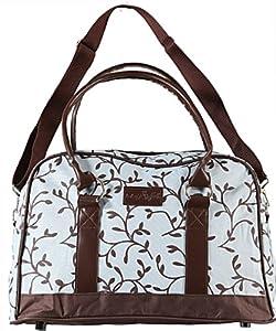 Ziggles Diaper Bag, Blue