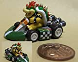 Nintendo World Store Tiny Mini Super Mario Kart Figure BOWSER (1