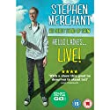 Hello Ladies  by Stephen Merchant Narrated by Stephen Merchant