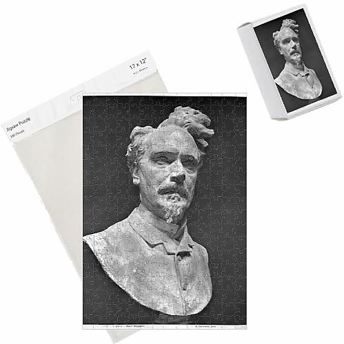 photo-jigsaw-puzzle-of-bust-of-henri-rochefort-1830-1913-plaster-b-w-photo