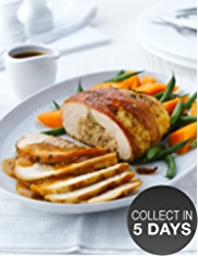Oakham™ Chicken Crown with Sage and Onion Stuffing