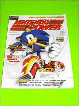 Sonic Adventure 2 Battle (Nintendo Power Magazine - March 2002