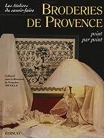 Broderies de Provence : Point par point