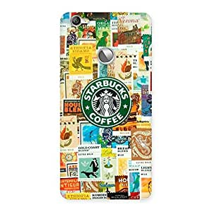 Special Coffee SB Multicolor Back Case Cover for LeTV Le 1s