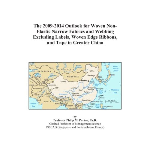 The 2009-2014 World Outlook for Woven Non-Elastic Narrow Fabrics and Webbing Excluding Labels, Woven Edge Ribbons, and Tape Icon Group