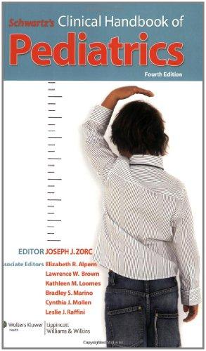 Schwartz'S Clinical Handbook Of Pediatrics front-659217