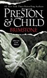 img - for Brimstone (Pendergast) book / textbook / text book