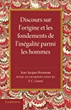 img - for Discours sur l'origine et les fondements de l'in galit  parmi les hommes (French Edition) book / textbook / text book