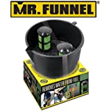 Mr. Funnel Fuel Filter Funnel - 12-15 GPM, Model# F15C