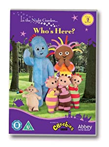 In The Night Garden: Who's Here? [DVD]