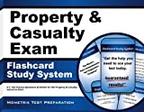 img - for By P-C Exam Secrets Test Prep Team Property & Casualty Exam Flashcard Study System: P-C Test Practice Questions & Review for the Proper (Flc Crds) [Cards] book / textbook / text book