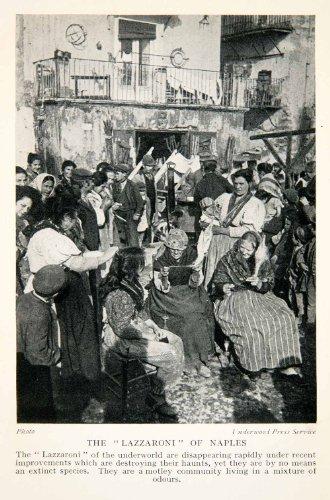 1928-print-lazzaroni-peasants-ethnic-group-naples-italy-urban-squalor-europe-original-halftone-print