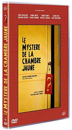 Ermes 2 0 - Le mystere de la chambre jaune personnages ...