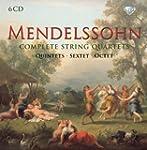 Mendelssohn: Complete String Quartets...