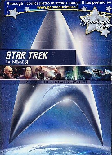 Star Trek - La Nemesi (Edizione Rimasterizzata) [Italia] [DVD]