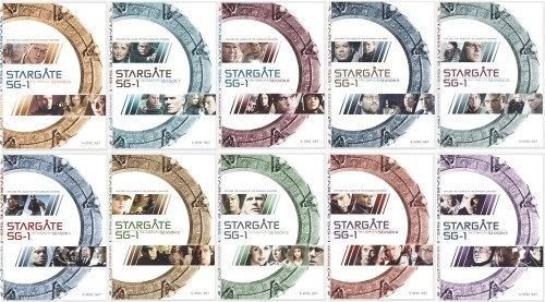 Stargate SG-1 Complete Series Seasons 1-10 Collection (Stargate Sg 1 Season 7 compare prices)