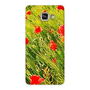 Flowers Beauty Back Case Cover for Galaxy A7 2016