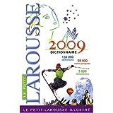 Petit larousse Illustre 2009 Edition Grand Format (French Edition) ~ Larousse Staff