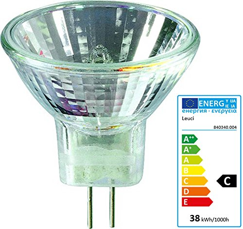 Halogenlampe-MR11-GU4-35-Watt-35mm-Spot-Strahler-Birne-12-Volt-Niedervolt-35W