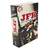 JFK The 50th Anniversary Collection - DVD 3 Disc Box Set