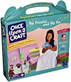 Educational Insights Once Upon A Craft - The Princess and The Pea Educational Craft