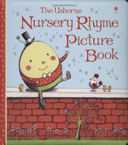 Nursery Rhyme Picture Book (Usborne Picture Storybooks)