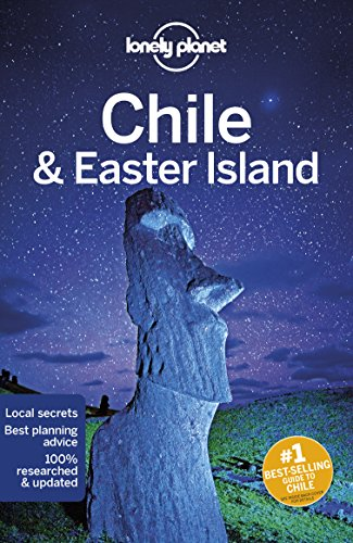 Lonely Planet Chile & Easter Island (Travel Guide) [Lonely Planet - McCarthy, Carolyn - Raub, Kevin - St Louis, Regis - Brown, Cathy - Johanson, Mark] (Tapa Blanda)