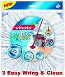 Vileda Easy Wring Clean Recharge - Lot de (3)