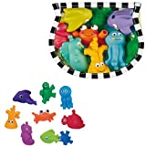 Sassy Snap & Squirt Sea Creatures Baby Toys