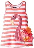 Mud Pie Baby Girls' Flamingo Dress