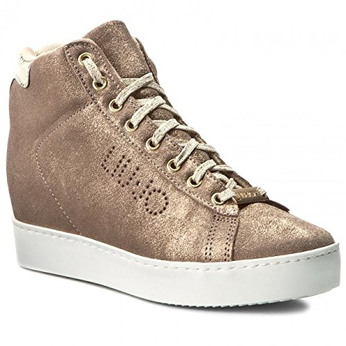 LIU JO Shoes - Sneaker S66031-P0257 - nude metallic, Dimensione:EUR 36