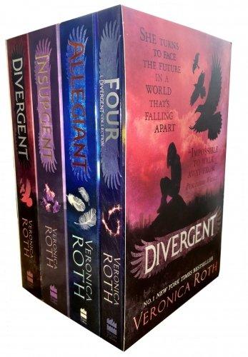 Pack: Divergent Series (+ World Of Divergent)