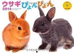 ウサギぴょんぴょん (ヤマケイカレンダー2014 Yama-Kei Calendar 2014)