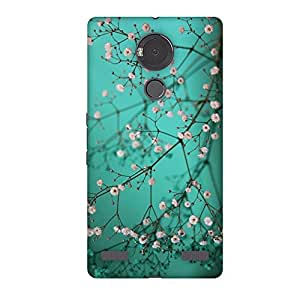 FASHEEN Premium Designer Soft Case Back Cover for Micromax YU Yureka Note
