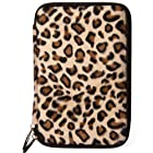 Animal Fur Design Cube Case with Interior Mesh Pocket For Toshiba Thrive Full Color 7 inch (1280 x 800) HD Multi-touch Display 16GB 32GB (1GHz Dual Core Wi-Fi) Android Tablet