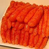 博多食材工房 番外品 明太子 一本物 (小)特上 辛子明太子 1Kg(250g×4袋)067-221 上明1000N