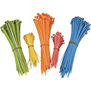 Cable Tie Assortment-500PC ASSORTED CABLE TIE