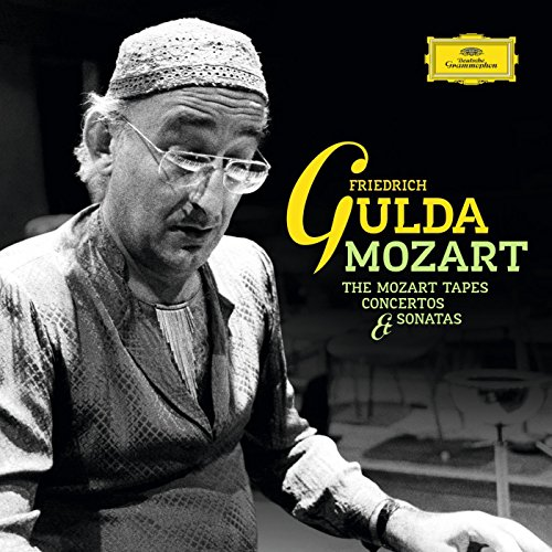 Friedrich Gulda - Mozart (The Mozart Tapes Concertos & Sonatas) (Boxed Set, 10PC)
