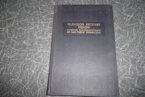 Flywheel Synchronization Of Saw-Tooth Generators (Philips' Technical Library. Series Of Books On Electronic Valves, Book 8B. Television Receiver Design. Monograph 2)